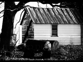 Old House by Xibris