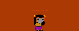 Davvoi Furlox (OC made for a friend) by CALIBORNOuS