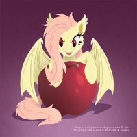 Juicy Apple by RaynesGem
