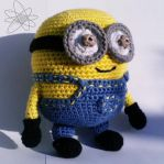 Minion Bob by atomigurumi