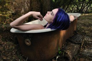 Bathed In Nature 2 by MordsithCara