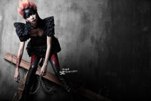 """Blood Noir"" - 14 by erwintirta"