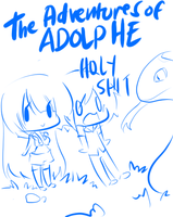 The Adventures of Adolphe 1 by ayrra