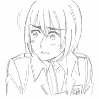 Armin Sketch by ROSEL-D