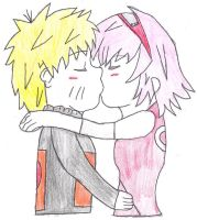 narusaku by nightbird41