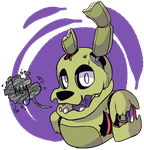 springtrap by snaximation