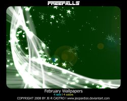 freefalls wallpapers february by jeopardize