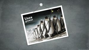 Linux power #2 by alkore31