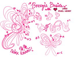Breezy Basic Drawing Tutorial by ladypixelheart