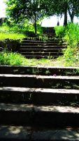 Stairs... by Kanlux