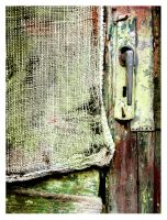 old door by DrsWorld