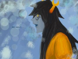 Oh vriska by TheMADhatterest
