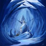 Ice cave2 by Difys