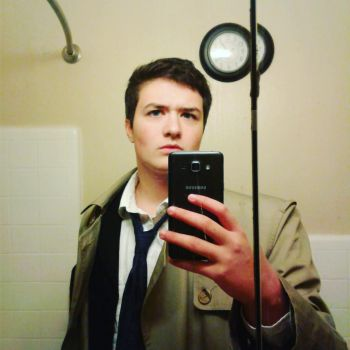 Castiel Cosplay by PieFeathers