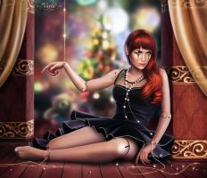broken doll by VarLa-art