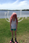 Elfen Lied Lucy Cosplay by HamtaroDramaClass