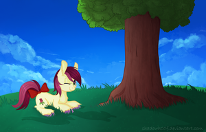 Roseluck by Shadowh00f