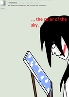Ask Jeff The Killer-Question 10. by MikaelBratLoni