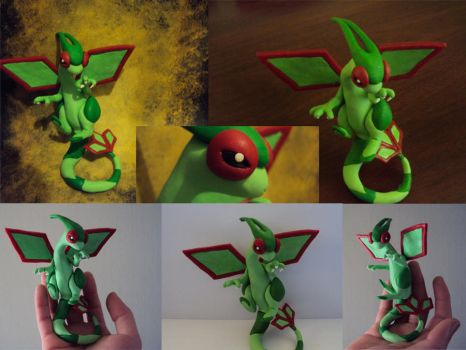 Flygon by chow-marco