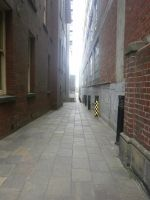 melbourne alley 2 by LuchareStock