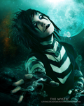 Jinxx The Mystic :) by LivingDeadSmurf