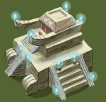 Temple Concept by Nightblue-art