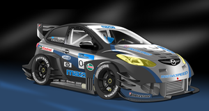 Mazda 2R - Race Car by StylePixelStudios