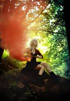.clutching our curses. by SmokyPixel