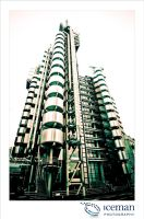 Lloyd's building 03 by IcemanUK