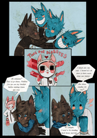 RaccoonBrothers:Page082 by TotemEye