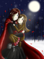 Ruby X Emma by HezuNeutral
