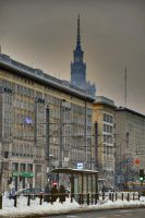 Warsaw by alqxd