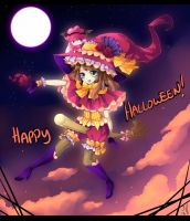 Happy Halloween by jollyrose