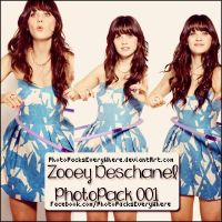 Zooey Deschanel PhotoPack 001 by PhotoPacksEveryWhere