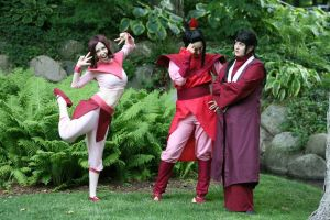 ATLA: Ty Lee will be Ty Lee by ValNika