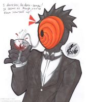 Tobi is a Gentleman by NeroStreet