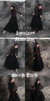 Igraine 02 - Medieval Stock by Karma-Manipulation