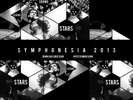 web interface for symphonesia website by jawajawas