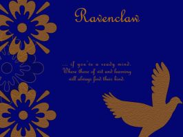 Ravenclaw poster1 by Valardaughter