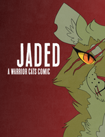Jaded Poster by jaded-comics