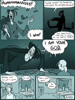 My Pet Vampire: Game Night - Page 4 END by CrazyRatty