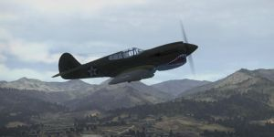 Warhawk in action by falcon01