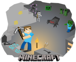 Minecraft Adventure 2 by LookingTheHorizon