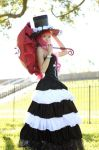 One Piece Perona Cosplay by Lycorisa
