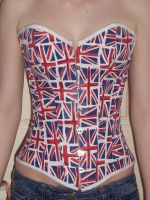 Diamond Jubilee Sweetheart Overbust Front by The-Mrs-Smith