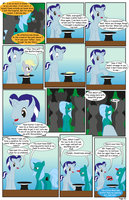 The Greatest Gift: Lulamoon Sonata - Page 10 by Dekomaru