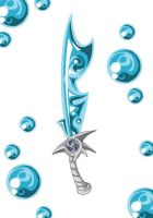 Legendary Swords: Aqua Edge by Nemo-Nessuno