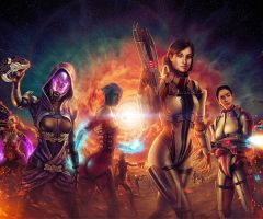 Mass Effect - EndGamemini by WillhelmKranz