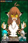 Minikinds 12 Page Series by Twokinds