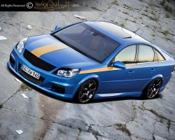Opel Vectra OPC by InL0veWithMyself